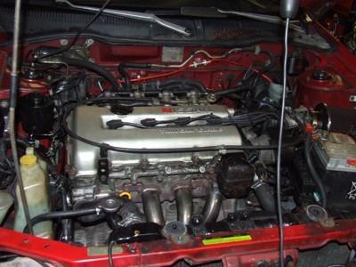 Nissan 100NX SR20DE